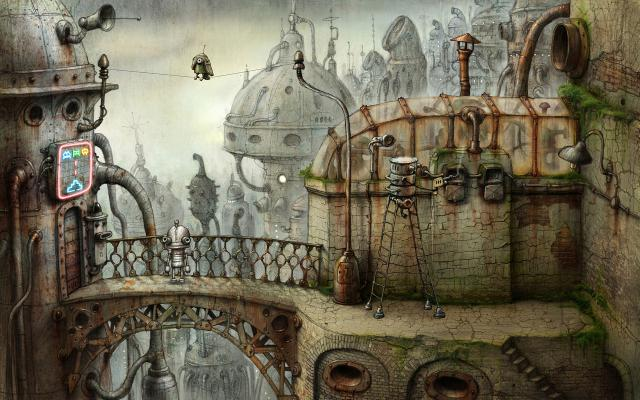 Machinarium  8