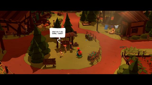 Mages of Mystralia story