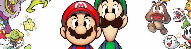Mario & Luigi: Superstar Saga + Bowser's Minions Gets Launch Trailer