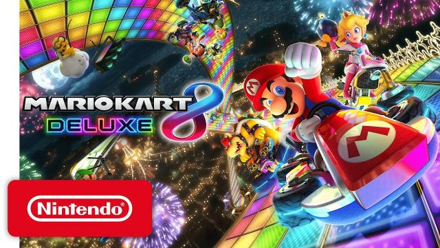 Switch Shipments Reach 79.87 Million Units as of December 31, Mario Kart and Animal Crossing Top 30M