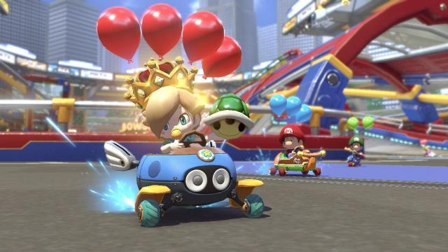 Mario Kart 8 Deluxe Sales