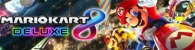 Mario Kart 8 Deluxe Once Again Tops the French Charts