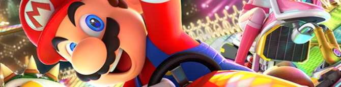 Mario Kart 8 Deluxe Races to the Top of the UK Charts