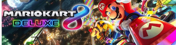 Mario Kart 8 Deluxe Sells an Estimated 1.22 Million Units First Week at Retail