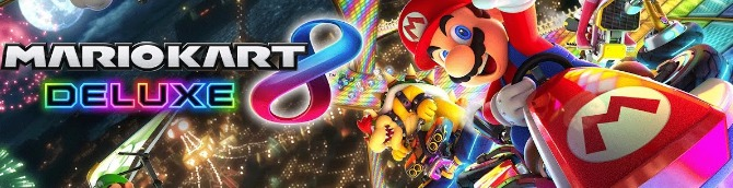 Mario Kart 8 Deluxe Tops 1 Million Units Sold in the US at Retail