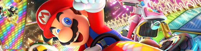 Mario Kart 8 Deluxe Tops First French Charts of 2020