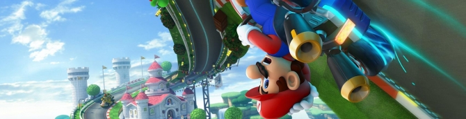 Mario Kart 8 Limited Edition and Pre-Order Bonuses Revealed