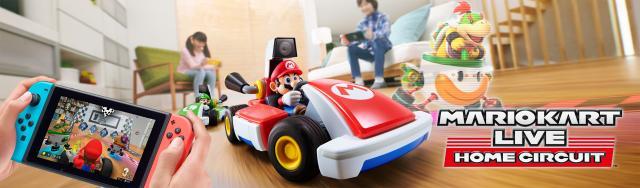 Mario Kart Live Home Circuit Sales