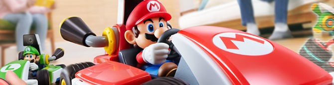 Mario Kart Live: Home Circuit Debuts in First on the Japanese Charts