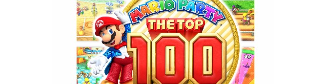 Mario Party: The Top 100 Announced for 3DS, Launches November 10