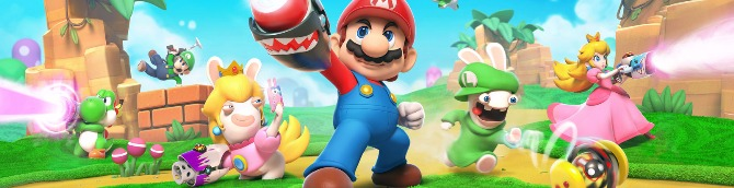 Mario + Rabbids Kingdom Battle Sells an Estimated 215,000 Units First Week at Retail