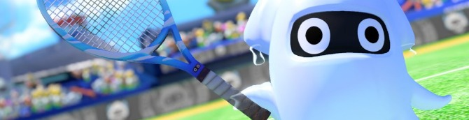Mario Tennis Aces Gets Blooper and Koopa Character Trailers