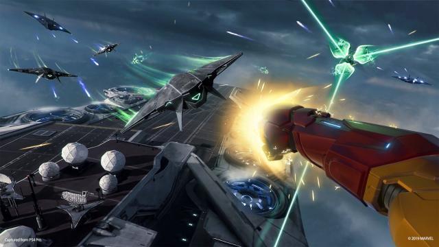 Iron Man VR de Marvel prend 8 à 10 heures pour terminer