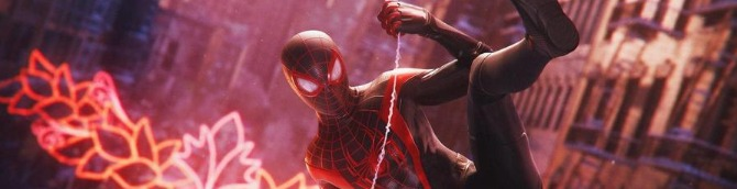 Marvel's Spider-Man: Miles Morales Adds PS4 Version, Gameplay Footage, Marvel's Spider-Man: Remastered for PS5