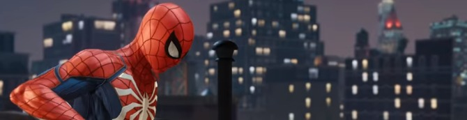 Marvel's Spider-Man The Heist DLC Gets Just the Facts Trailer