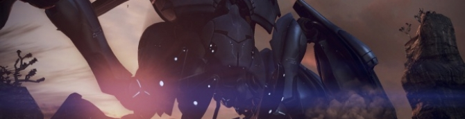 Mass Effect 3 Extended Cut Ending Ends Fan Hopes for Real Resolution