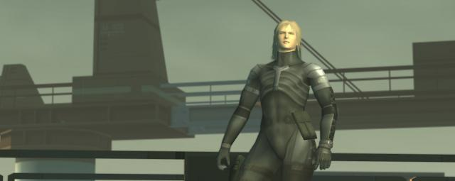 Raiden Replaces Snake