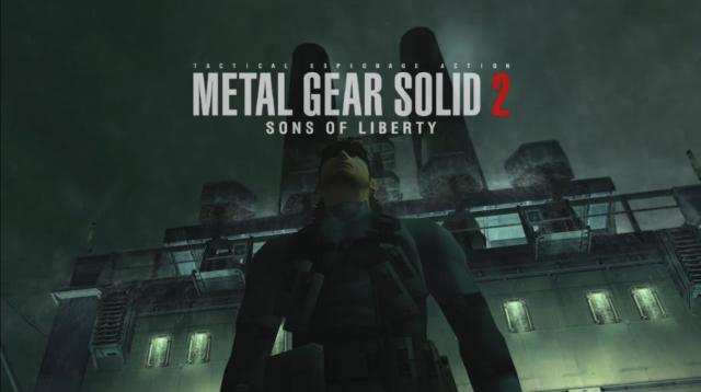 Metal Gear Solid 2: Sons of Liberty Tanker Mission