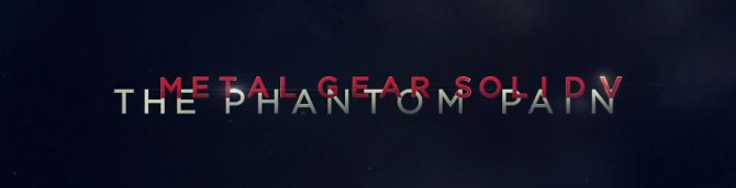Rumour: Metal Gear Solid 5: The Phantom Pain Coming