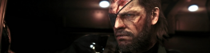 Metal Gear Solid V: Ground Zeroes & The Phantom Pain Coming to Steam