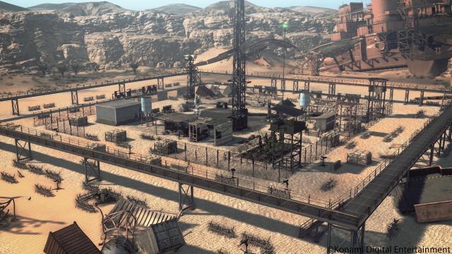 metal gear survive gamescom 2017 screenshots released vgchartz