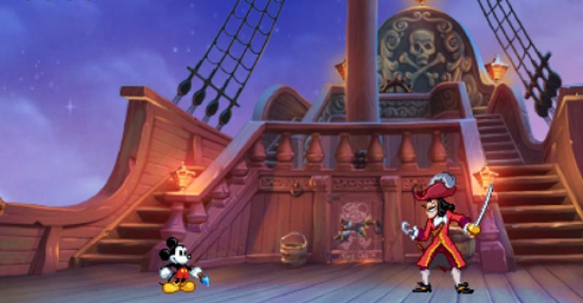 epic mickey illusion 3ds
