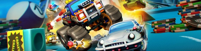 Micro Machines: World Series Sells an Estimated 54K Units First Week on Consoles at Retail