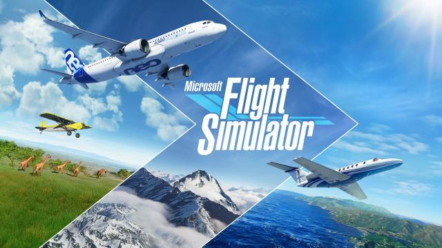 Microsoft Flight Simulator Next World Update to Focus on the USA
