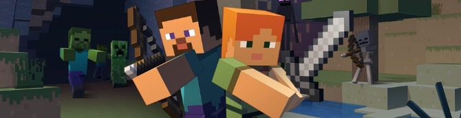 Minecraft Had 74 Million Active Players in December, Sales Surpass 144 Million Units