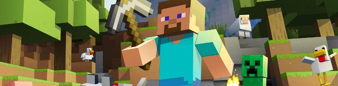 Minecraft: New Nintendo 3DS Edition Out Today