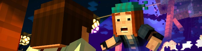 Minecraft: Story Mode's Fourth Episode Arrives Later This Month