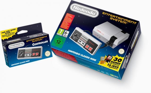 [Games] O NES está de volta: Nintendo anuncia Mini NES Mini-nes-1