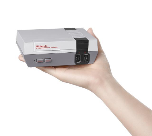 [Games] O NES está de volta: Nintendo anuncia Mini NES Mini-nes-2