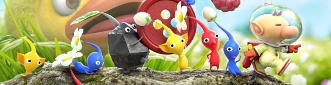 Miyamoto: Pikmin 4 is 'Progressing'