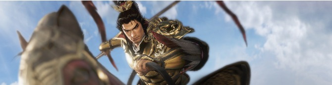MMORPG Dynasty Warriors 9 Mobile Announced for Smartphones