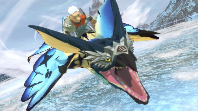 Monster Hunter Stories 2: Wings of Ruin for Switch Membutuhkan Ruang 14,6 GB