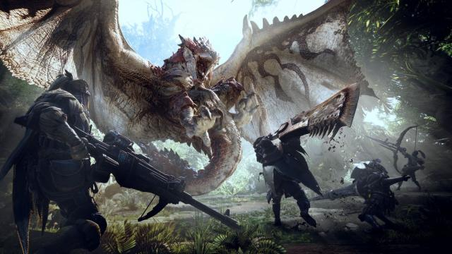 Capcom Updates Its Best-Sellers Lists - Monster Hunter: World at 16.8M, Resident Evil 3 at 3.6M, More