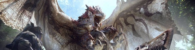 Monster Hunter World Gets Official Release Date, New Trailer, and Special Edition Console
