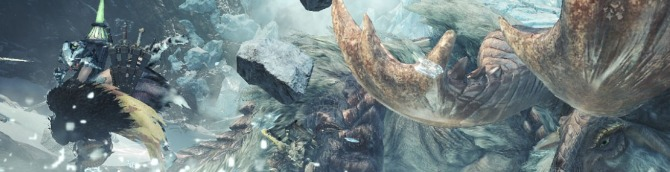 Monster Hunter World: Iceborne Gets Glavenus Trailer And Developer Dairy