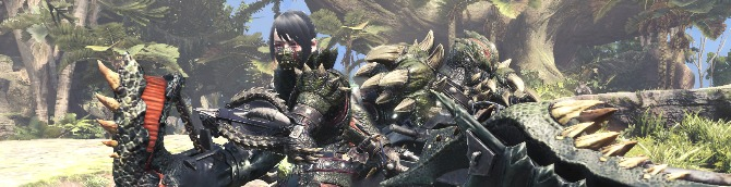 Monster Hunter: World Major Update Out March 22