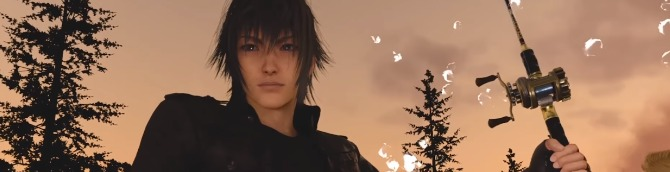 Monster of the Deep: Final Fantasy XV Launch Trailer Released