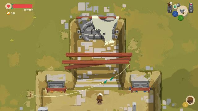 Moonlighter fifth dungeon