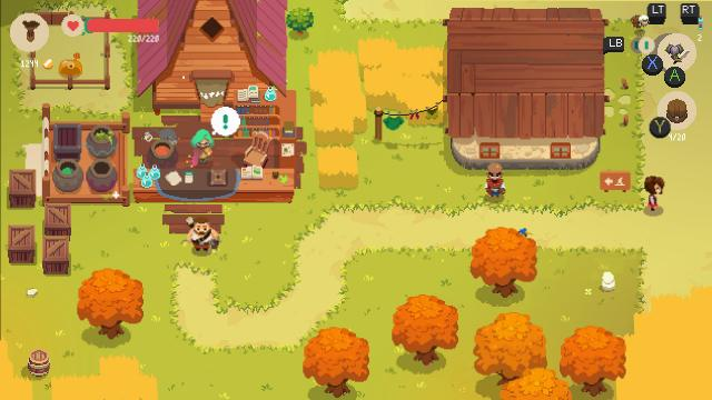 Moonlighter merchants