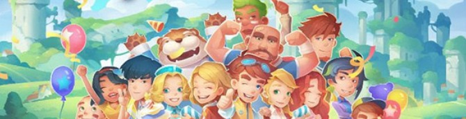 My Time at Portia Release Date Revealed for NS, PS4, X1