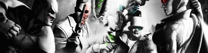 New Batman: Arkham Game Due this Financial Year