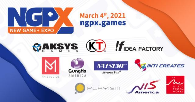 Aksys Games to Announce New Games at New Game+ Expo 2021