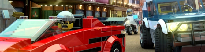 New LEGO City Undercover Trailer Released