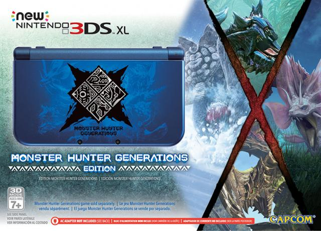 Monster Hunter Generations a luglio in Europa