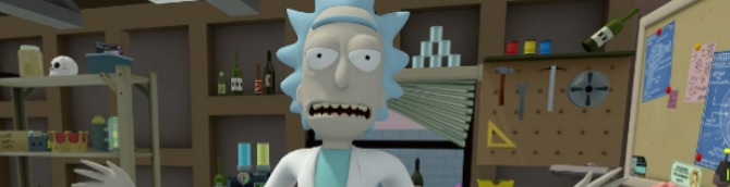 New PlayStation Releases This Week - Rick and Morty: Virtual Rick-ality