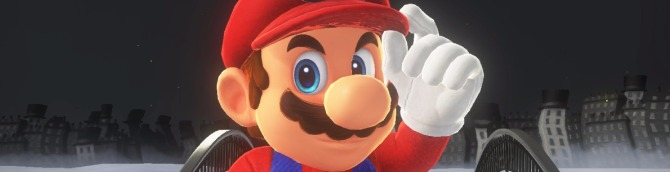 New Super Mario Odyssey Details Released